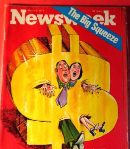 newsweek cover march 1974