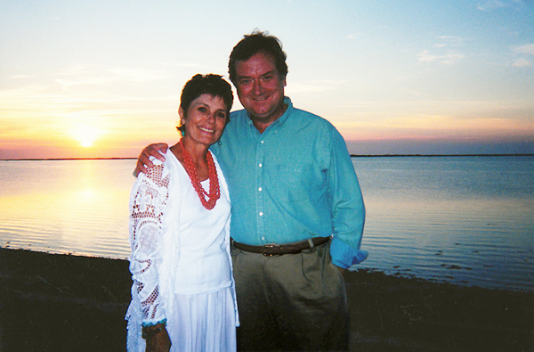 Tim and Maureen Sunset
